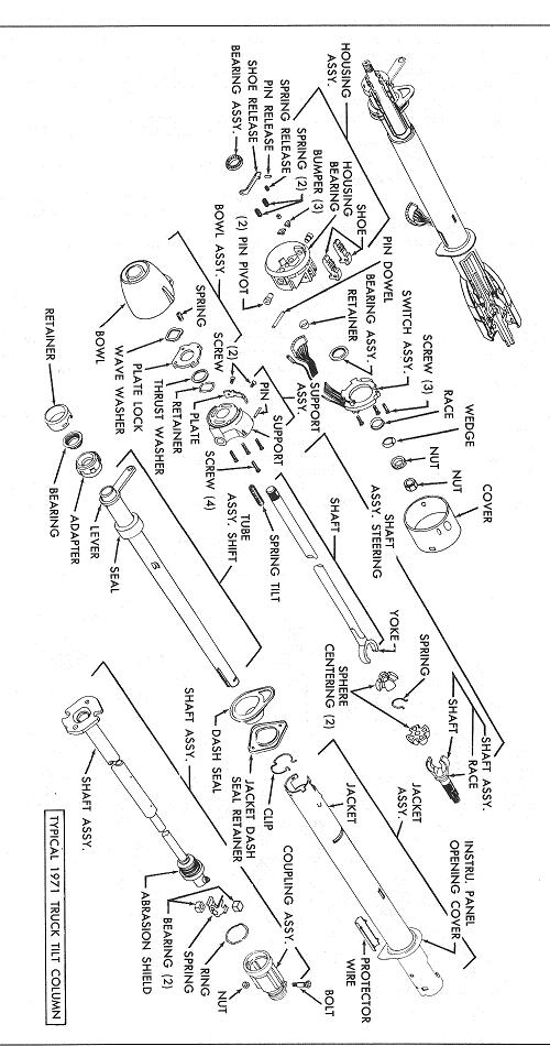Chevy Steering Parts Diagram. Chevy. Auto Wiring Diagram