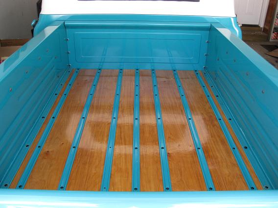 Anybody Use Plywood For Their Bed Floor The 1947