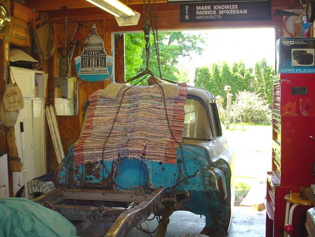 Removing A Cab The 1947 Present Chevrolet Amp Gmc Truck