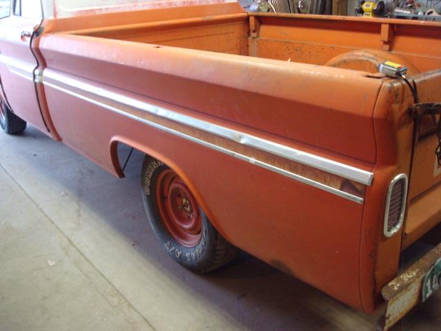 Craigslist Missoula Mt >> Bought this 1964 Crew Cab on Craigslist - The 1947 ...