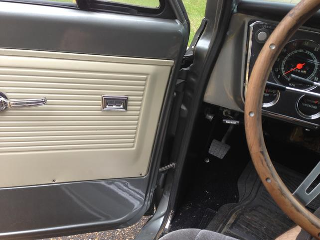 1970 C10 Power Windows Power Locks Keyless Entry Install