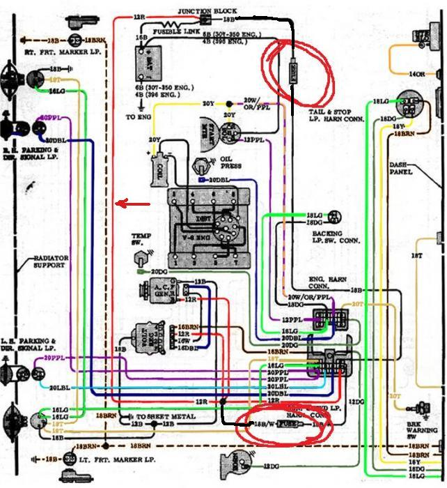 wire harness instruction ez wiring harness questions - the 1947 - present chevrolet ... omega subwoofer wire harness diagram #8