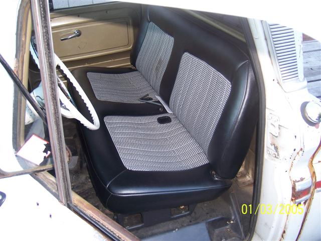 Modern Seats For My 63 The 1947 Present Chevrolet
