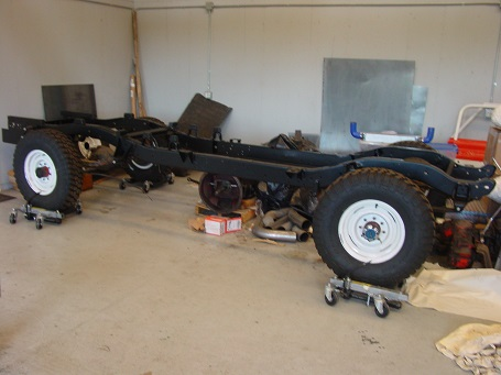 Name:  Powder Coated Chassis.jpg Views: 198 Size:  51.4 KB