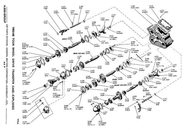 1967 1972 Chevrolet Gmc Truck Blazer Jimmy And Suburban in addition Np205 Linkage moreover 1994 Chevy 1500 Windshield Wiper Wiring Diagram besides 1962 Chevy C20 Wiring Diagram besides GM Brake System Diagram. on 1947 chevy suburban parts
