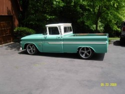 1960-66 Chevy Truck For Sale