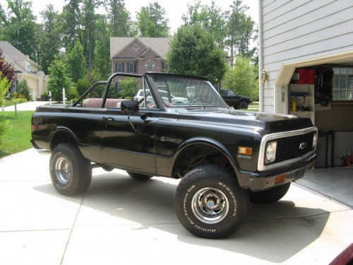 1972 K5 Blazer for sale in Virginia - 47-Current Chevy and ...
