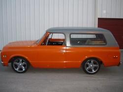 67 72 Chevy Blazer 2wd Craigslist For Sale Autos Post