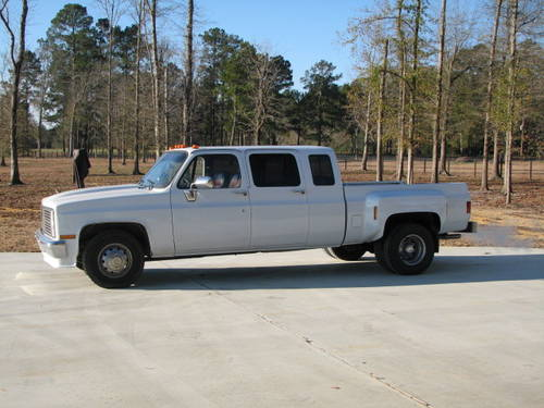 It S Funny That Chevy Made A Mega Cab Long Before Dodge Megacabs