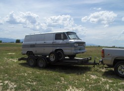 1963 Corvair Greenbrier Van Co 47 Current Chevy And Gmc