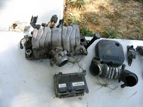 454 Vortec Fuel Injection System