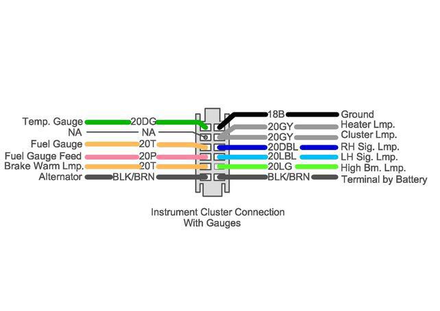 1985 Chevy Truck Instrument Cluster Wiring Diagram Dodge Infinity Wiring Schematic Bege Wiring Diagram