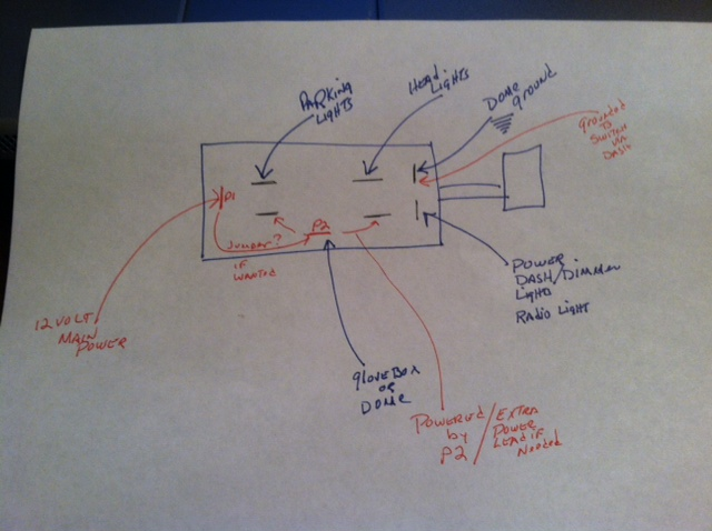 Gm Headlight Switch Wiring Diagram from 67-72chevytrucks.com