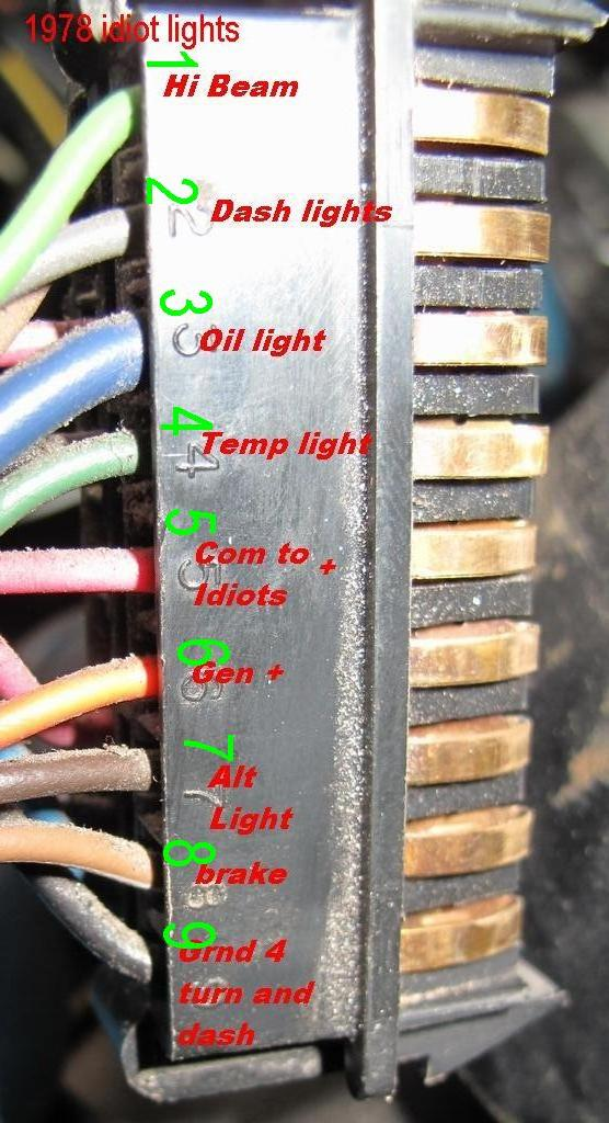 Idiot Lights To Gauges The 1947 Present Chevrolet Gmc Truck Message Board Network