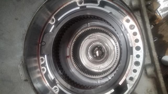 4l80e Overdrive planetary thrust bearing failure - The 1947