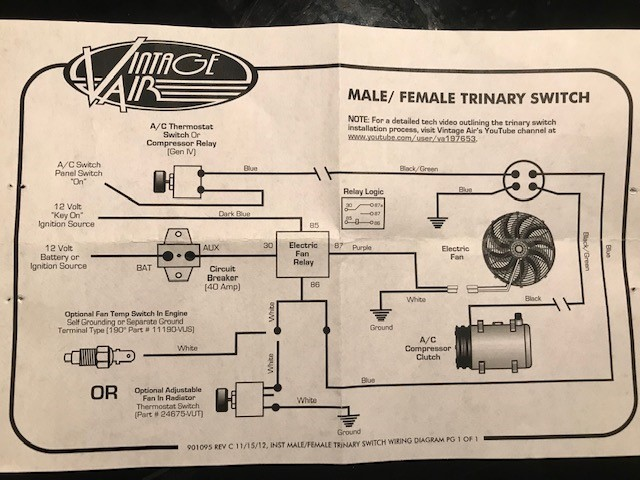 [DIAGRAM_1CA]  Vintage Air Wiring with LS Standalone Harness - The 1947 - Present  Chevrolet & GMC Truck Message Board Network | Vintage Air Wiring Harness |  | 67-72 Chevy Trucks