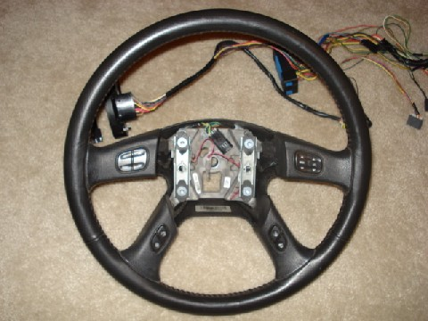 Add Steering wheel controls to your 03-06 Chevy - The 1947 ... on