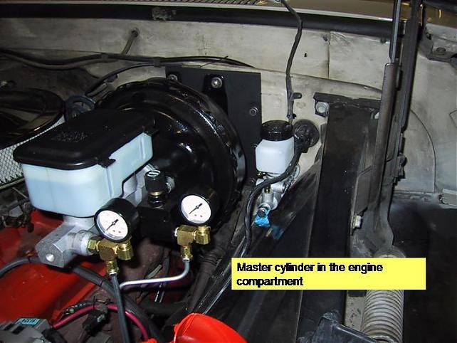 Hydraulic Clutch Conversion 1965C10 - The 1947 - Present