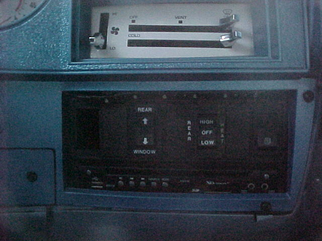Overhead console/double din stereo install | Chevy Truck Forum | GM Truck Club