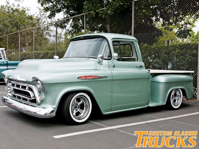 New Wheel Choice - The 1947 - Present Chevrolet & GMC Truck