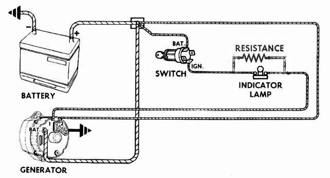 Simple Wiring Schematics - Wiring Diagrams on
