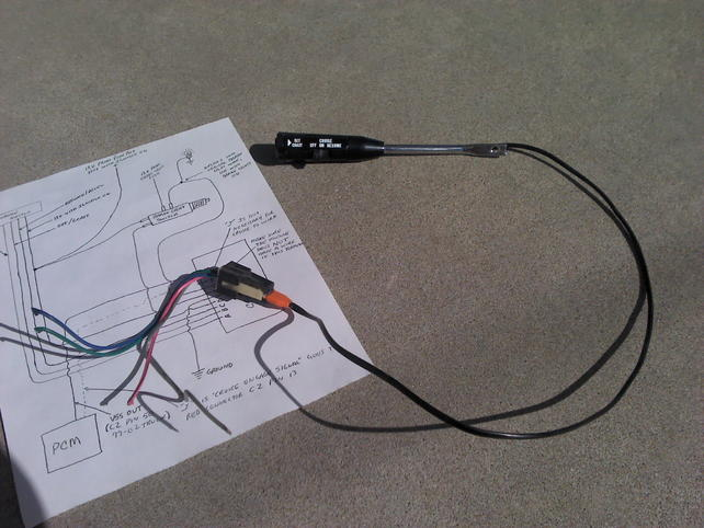1991 Chevrolet C1500 Cruise Control Wiring from 67-72chevytrucks.com