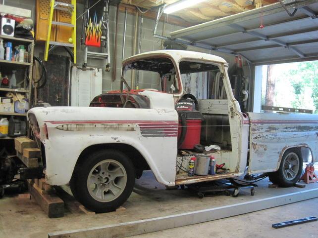1959 chevy apache frame swap | lajulak.org