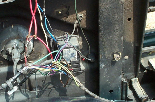 wiring under hood - the 1947 - present chevrolet & gmc truck message board  network  67-72 chevy trucks