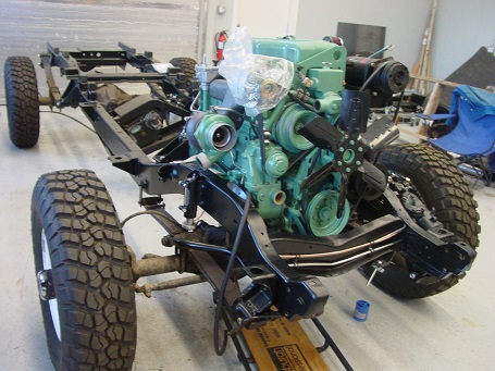 Name:  4-53T in the chassis.jpg Views: 1040 Size:  83.7 KB